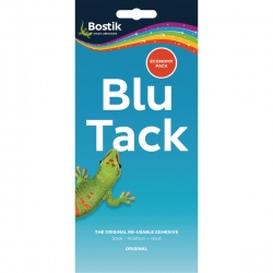 Bostik Blu-Tack Economy Pack 110g (Pack of 12) 80108