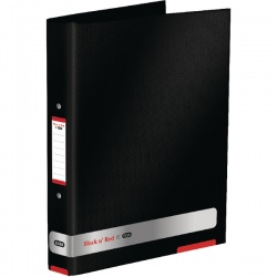 Black n Red By Elba Ring Binder 400051510