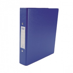 Elba 2-Ring Binder A5 Blue 100082443