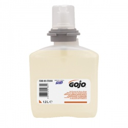 GOJO Antibacterial Foam Soap 1.2 Litre TFX Refill (Pack of 2) 5378-02-EEU00
