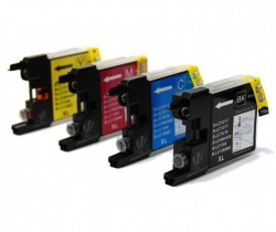 Brother LC1240 Multipack BCMY Set - Compatible