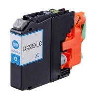 Brother LC225XL G2 Cyan - Compatible