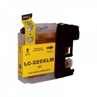 Brother LC225XL G2 Yellow - Compatible