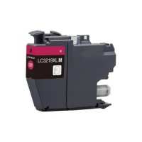 Remanufactured Brother LC3219XL-M Magenta Inkjet Cartridge