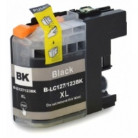 Brother LC127XL Black Ink Cartridge - Compatible