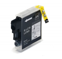 Brother LC985BK Black Ink Cartridge - Compatible
