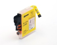 Brother LC985Y Yellow Ink Cartridge - Compatible