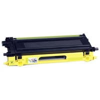 Brother TN130Y Yellow Toner Cartridge - Remanufactured