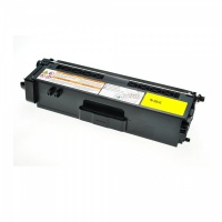 Brother TN328Y Yellow Toner Cartridge - Remanufactured
