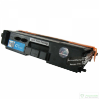 Brother TN329C Cyan Toner Cartridge - Remanufactured