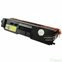 Brother TN329Y Yellow Toner Cartridge - Remanufactured