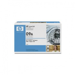 HP C3909A Toner Cartridge Black 15K - Remanufactured