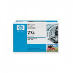 HP C4127A Toner Cartridge Black 6K - Remanufactured