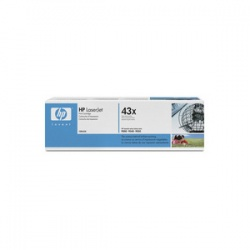 HP C8543X Toner Cartridge Black 30K - Remanufactured