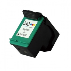 HP C8766EE (343) Colour Ink Cartridge - Remanufactured