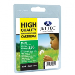 HP C9362EE (336) Black Ink Cartridge - Remanufactured