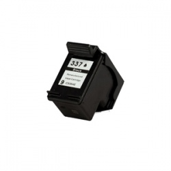 HP C9364EE (337) Black Ink Cartridge - Remanufactured
