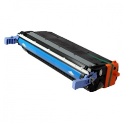 HP C9731A Toner Cartridge Cyan 12K - Remanufactured