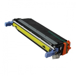 HP C9732A Toner Cartridge Yellow 12K - Remanufactured