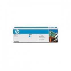 HP CB381A Cyan Toner Cart 21k - Remanufactured