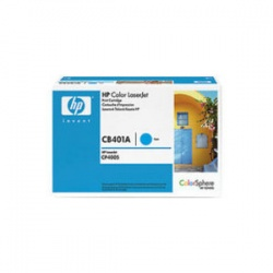 HP CB401A Toner Cartridge Cyan - Remanufactured