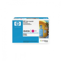 HP CB403A Toner Cartridge Magenta - Remanufactured