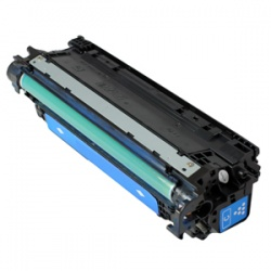 HP CE251A Toner Cartridge Cyan 7k - Remanufactured