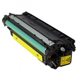 HP CE252A Toner Cartridge Yellow 7k - Remanufactured