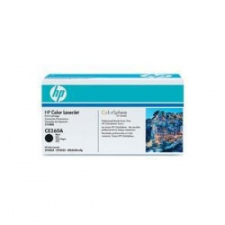 HP CE260A Black Toner Cartridge CP4525 8.5k - Remanufactured
