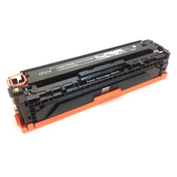HP CF210X (131X) Black Toner Cartridge - Remanufactured