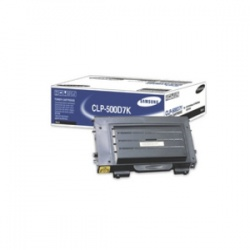 Samsung CLP-500D7K Toner Cartridge Black - Remanufactured