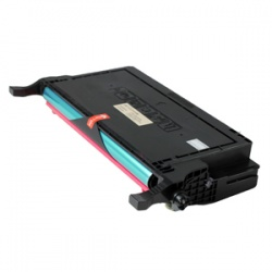 Samsung CLP-610M Toner Cartridge Magenta 5k - Remanufactured