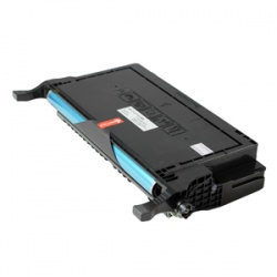 Samsung CLP-K660B Black Toner - Remanufactured