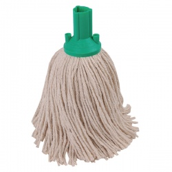 Exel Mop Head 250g Green (Pack of 10) PYGN2510L