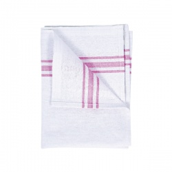 White Cotton Tea Towel 190x290mm (Pack of 10) TW192910P