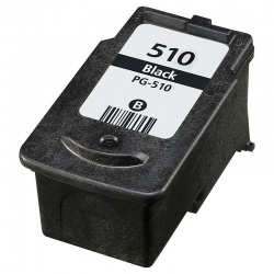 Remanufactured Canon 2970B001AA (PG-510) Black Ink Cartridge