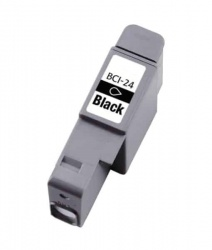 Compatible Canon 6881A002AA (BCI24) Black Ink Cartridge