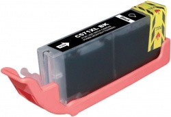 Compatible Canon CLI-571XLBK Black Ink Cartridge