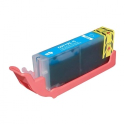 Compatible Canon CLI-571XLC Cyan Ink Cartridge