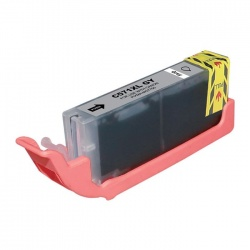 Compatible Canon CLI-571XLGY Grey Ink Cartridge