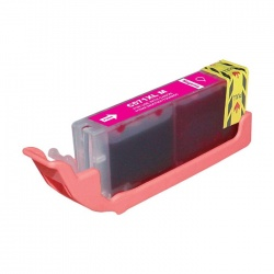 Compatible Canon CLI-571XLM Magenta Ink Cartridge