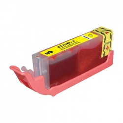 Compatible Canon CLI-571XLY Yellow Ink Cartridge