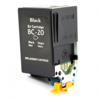 Canon 0895A002AA (BC20) Black Ink Cartridge - Remanufactured