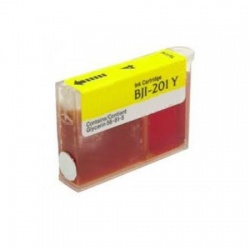 Compatible Canon 0949A001AA (BJI201) Yellow Ink Cartridge