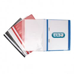 Elba Quotation A4 Folder Assorted (Pack of 25) 400055040