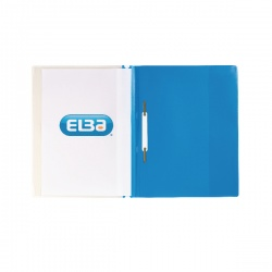 Elba Quotation A4 Folder Blue (Pack of 25) 400055037
