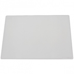 Durable Desk Mat 400x530mm Duraglas 7112