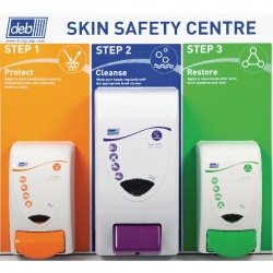 Deb Stoko Protect, Cleanse and Restore Small 4 Litre Skin Protection Centre SSCSM42EN