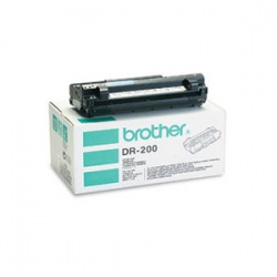Brother DR200 Drum Black  - Remanufactured
