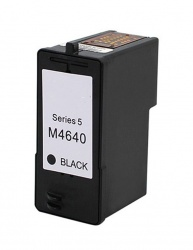 Remanufactured Dell 592-10092 (M4640) Black Ink Cartridge